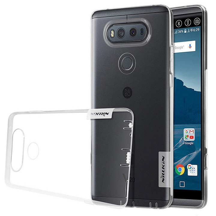 Nillkin LG V20 全包覆tpu 透明手機殼手機套spigen vrs 參考
