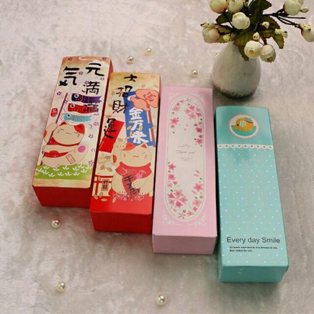 日式曲奇餅乾包裝盒蔓越莓餅乾包裝盒月餅包裝盒牛軋糖包裝盒