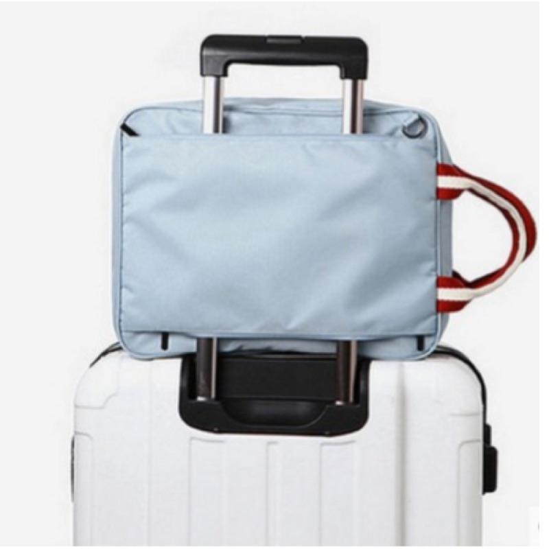 男士旅行袋手提行李包女大容量登機包出差袋防水套拉杆箱