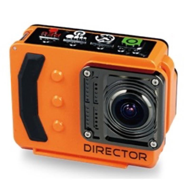 ~大通D1 魔法導演新世代行動攝影機贈章魚三腳架~IPX5 防潑水錄影變速~