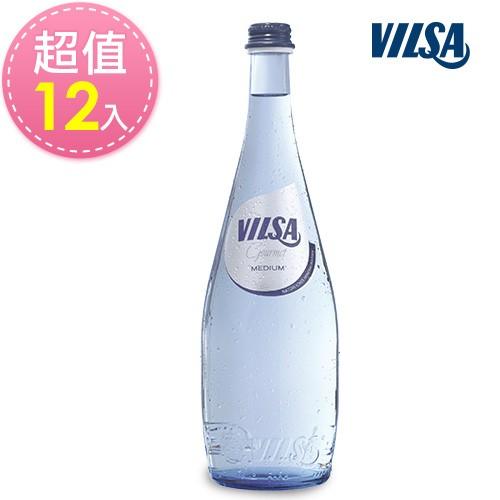 Vilsa 德國維爾薩氣泡水750mlx12 瓶