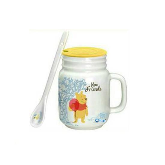 歡樂維尼三件式杯組4716320010136