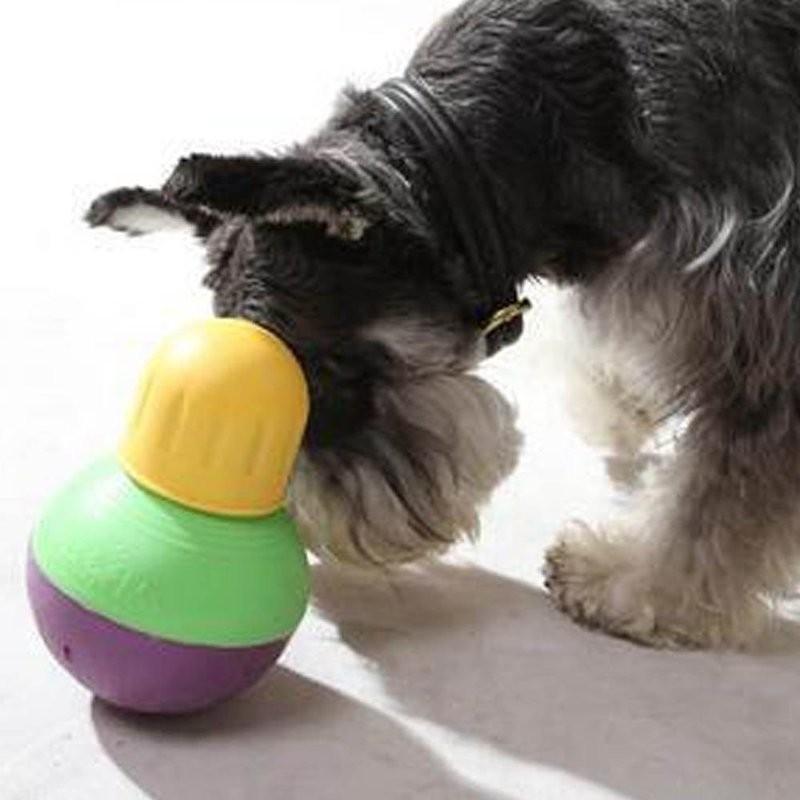 美國星記StarMark 不倒翁玩具狗用寵物玩具小small