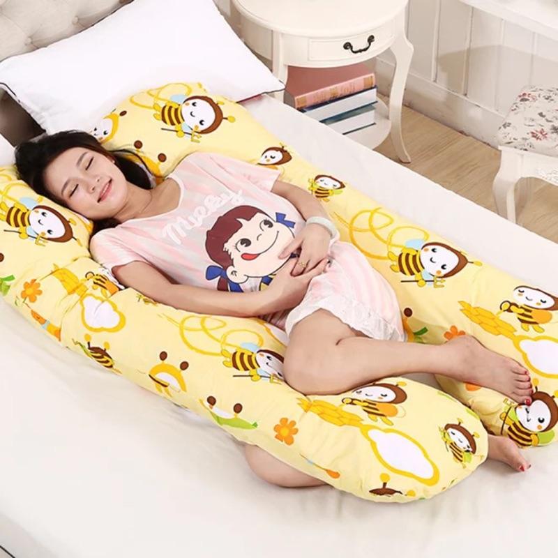 款~多 孕婦枕U 型枕護腰枕抱枕睡枕靠墊棉質A003