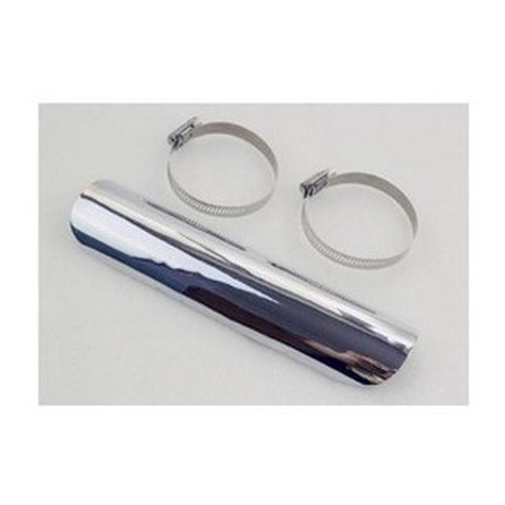 ♫♩Cafe ShaQ ♪♬復古零件周邊專賣排氣管系列產品防燙蓋 束環改裝▧▧▧▧▧▧▧▧