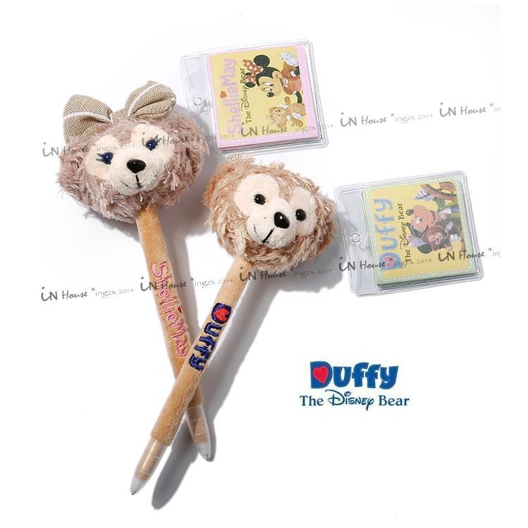 IN House Duffy ShellieMay 迪士尼雪莉梅達菲熊熊可愛立體毛絨大頭原