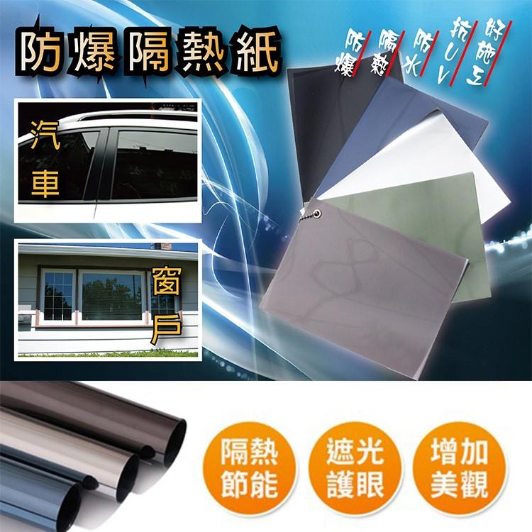 多用途抗UV 防爆隔熱紙50x150cm