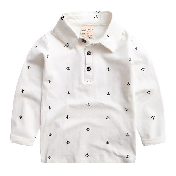 U1074 男孩長袖T shirt 2016 秋裝每件 202 元