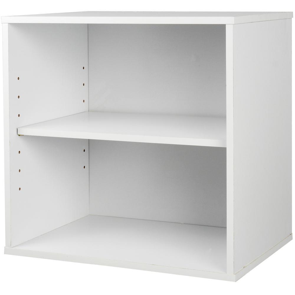 ~1430 ~魔術方塊開放書櫃收納櫃白色