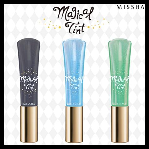 限定款MISSHA 謎尚Magical Tint 3D 霓虹變色唇蜜  限定款的超夢幻變色