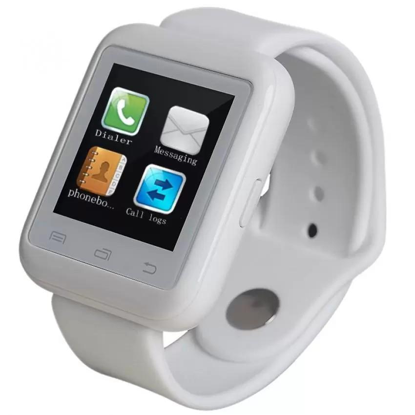 插卡智慧手錶U9 兒童定位計步睡眠監測語音微聊雙向通話電話手錶