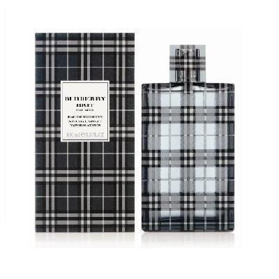 ◆NANA ◆Burberry Brit for Man 風格男性淡香水香水空瓶分裝5ML