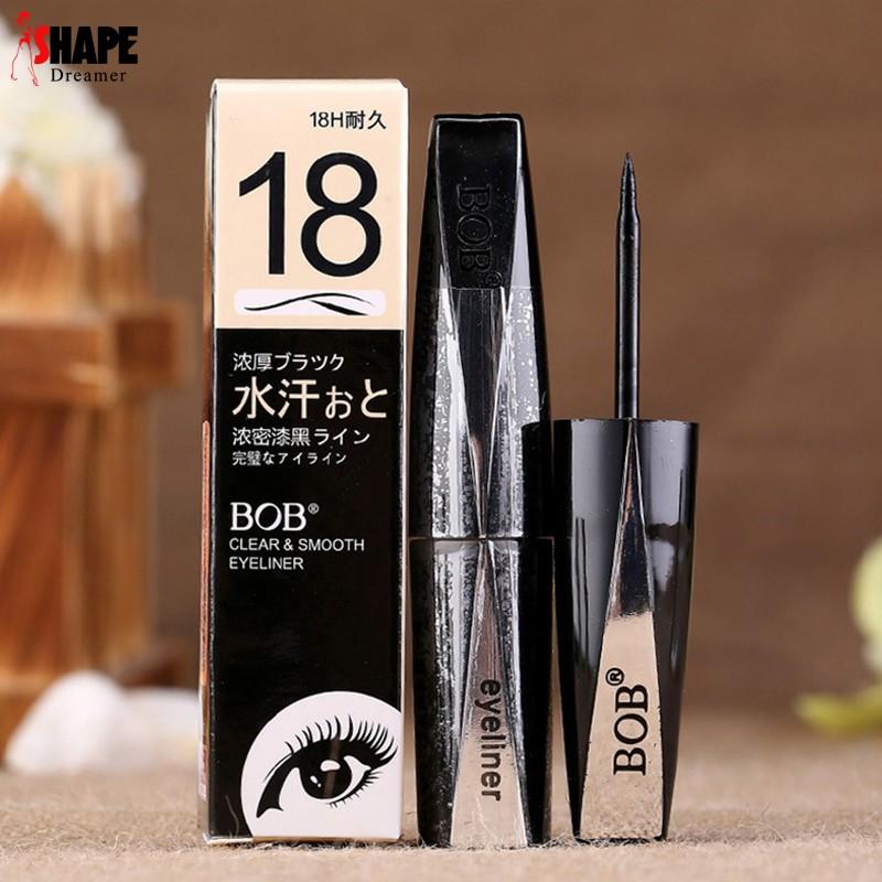 正品BOB 極細光滑防水眼線液眼線眼線筆化妝品彩妝