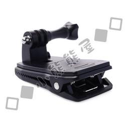 GoPro Go Pro 副廠 相機Hero 2 3 支架固定夾大力夾帽夾背包夾背帶夾 快