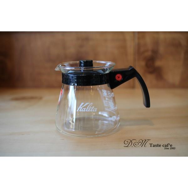 D M Taste caf e Kalita 玻璃分享壺300ml 咖啡壺花茶壺手沖咖啡滴