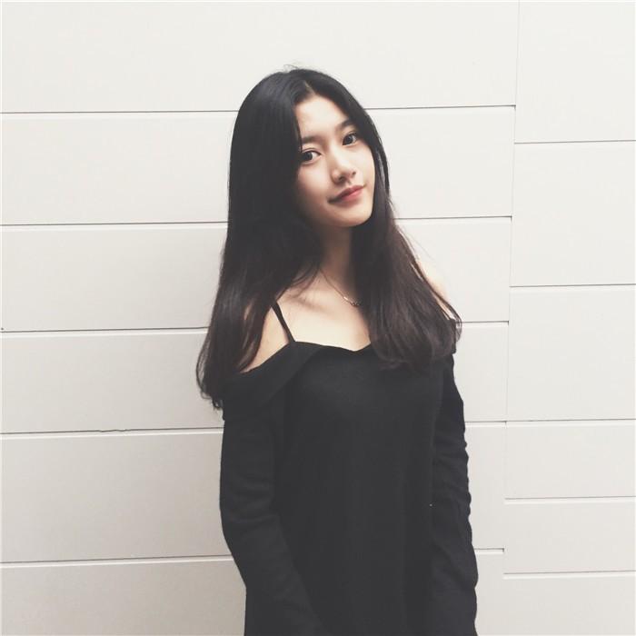 Q01 女神款韓系chic 風洋裝仙女款露肩荷葉晚宴上衣甜美 一字領挖肩細肩帶氣質百搭