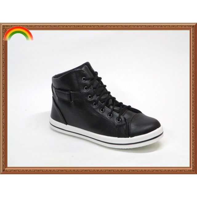 GV 8278 ~ ViVi 雜誌款百搭綁帶潮流高筒帆布鞋高筒休閒鞋❤莎拉公主
