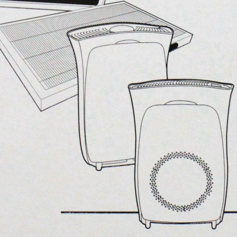 怡悅HEPA 濾網不含活性碳版 3M 超濾淨5 坪 版6 坪進階版10 坪高效版空氣清淨機