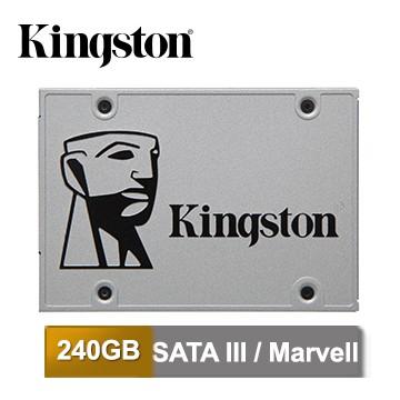kingston 金士頓SUV400S37 240G SUV400 SATA3 240GB