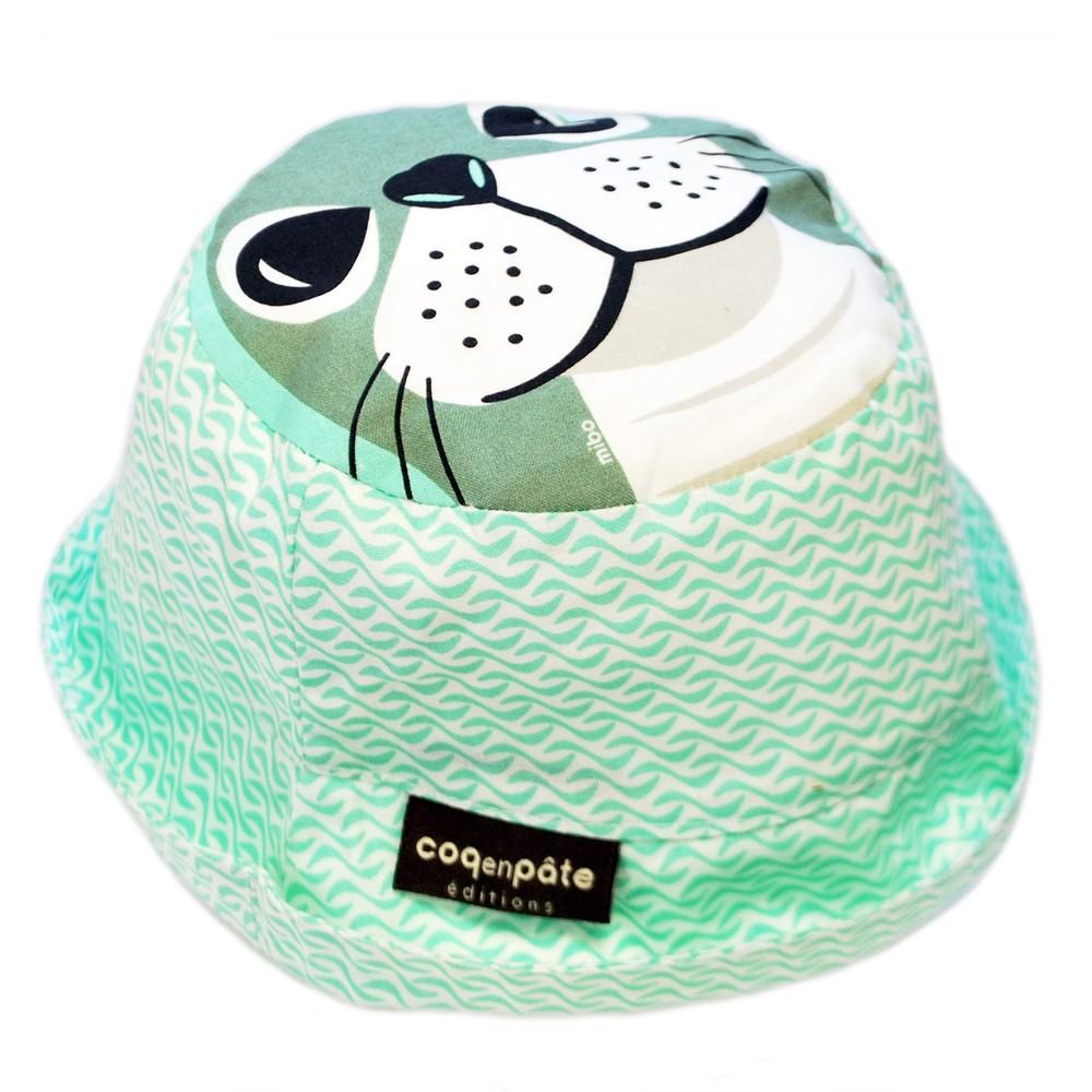 法國COQENPATE 夏日遮陽帽