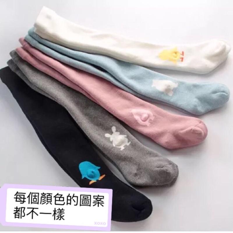 [新品]冬款~卡通立體小尾巴毛圈加厚褲襪(5 款)