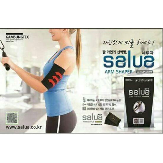韓國 款Salua 燃脂顆粒專利瘦手臂套一對