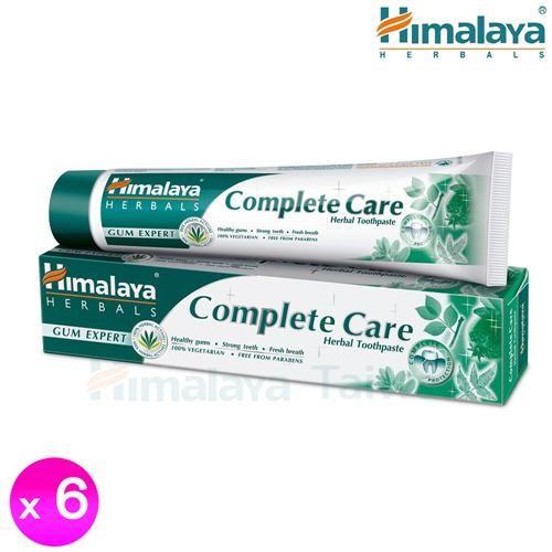 ~Himalaya ~喜馬拉雅全方位呵護天然草本牙膏6 入即期限定