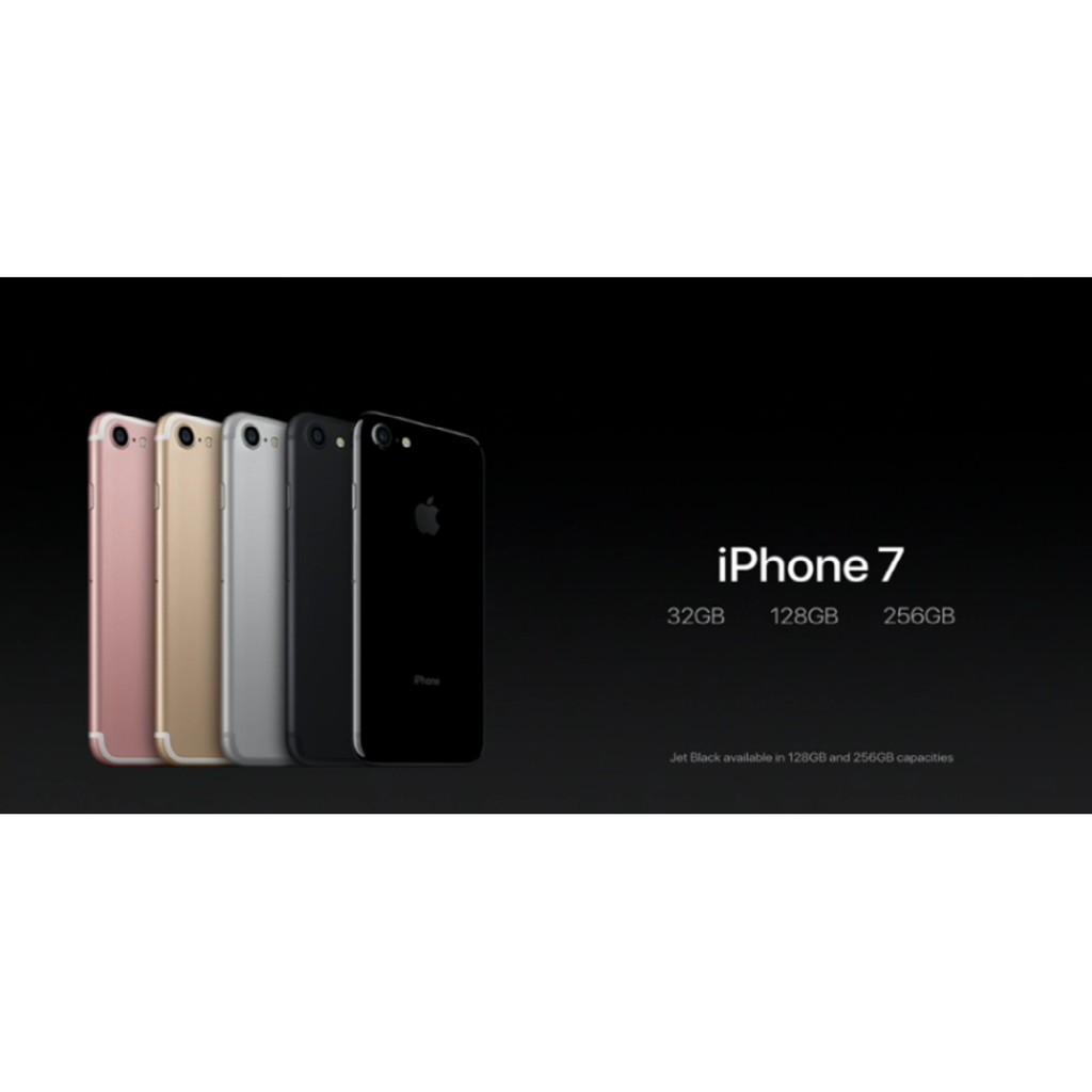 Apple iPhone7 128G 金玫瑰金銀