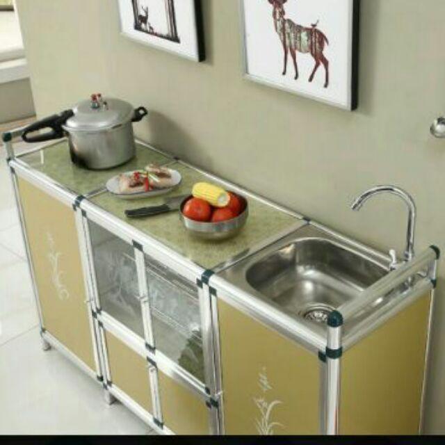 爐櫃廚房櫃廚櫃不繡鋼水槽櫃洗菜盆櫃洗手盆櫃鋁合金櫃