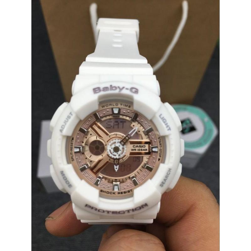 直送CASIO G SHOCK Baby G GA 100 BA 110 7A1 電子手錶