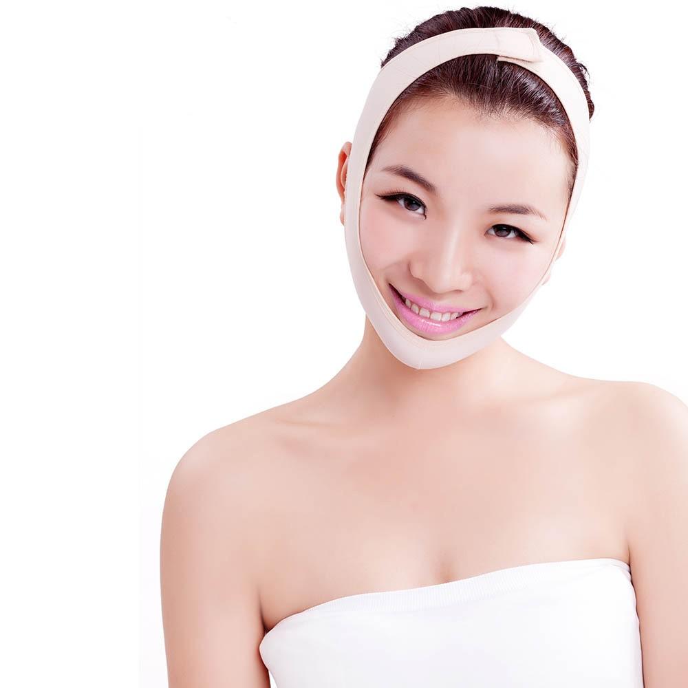 緊膚除皺預防法令紋提升雙下巴強效瘦臉透氣面罩