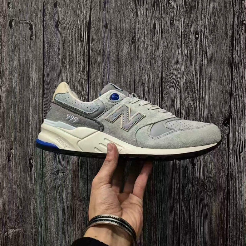 ~FIDEM ~New Balance ML999 MMU 復古米灰