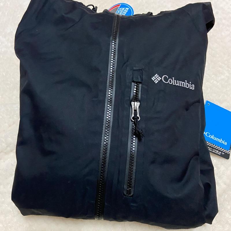 美國代購 Columbia 哥倫比亞 男生鋁點防風外套