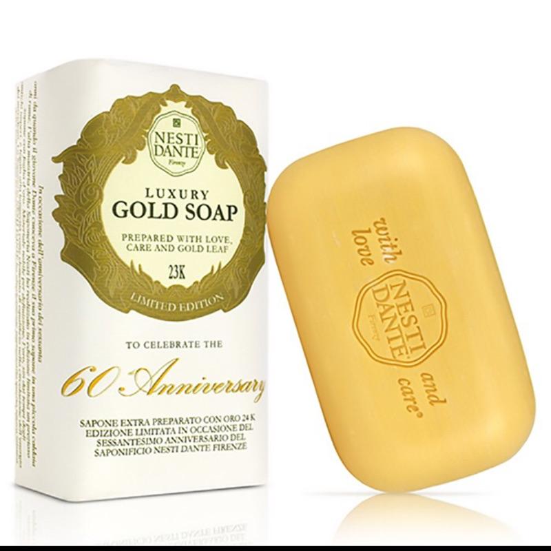 義大利 香皂60 週年黃金能量皀