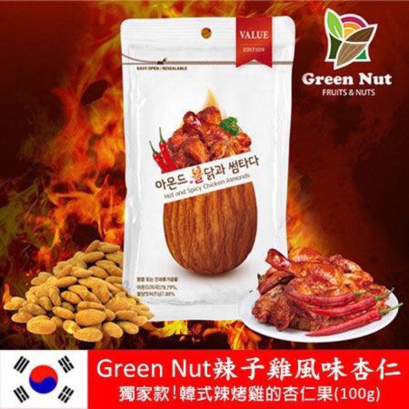 韓國辣雞風味杏仁果