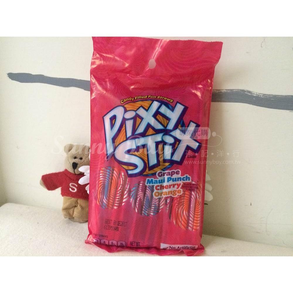 ~Sunny Buy ~~ ~Wonka PIXY STIX 水果汁糖粉威力旺卡巧克力冒險