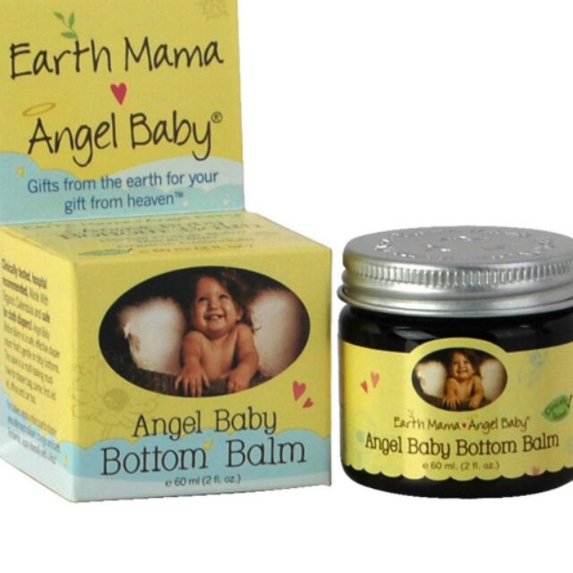 Earth mama Angel baby 舒緩膏60ml