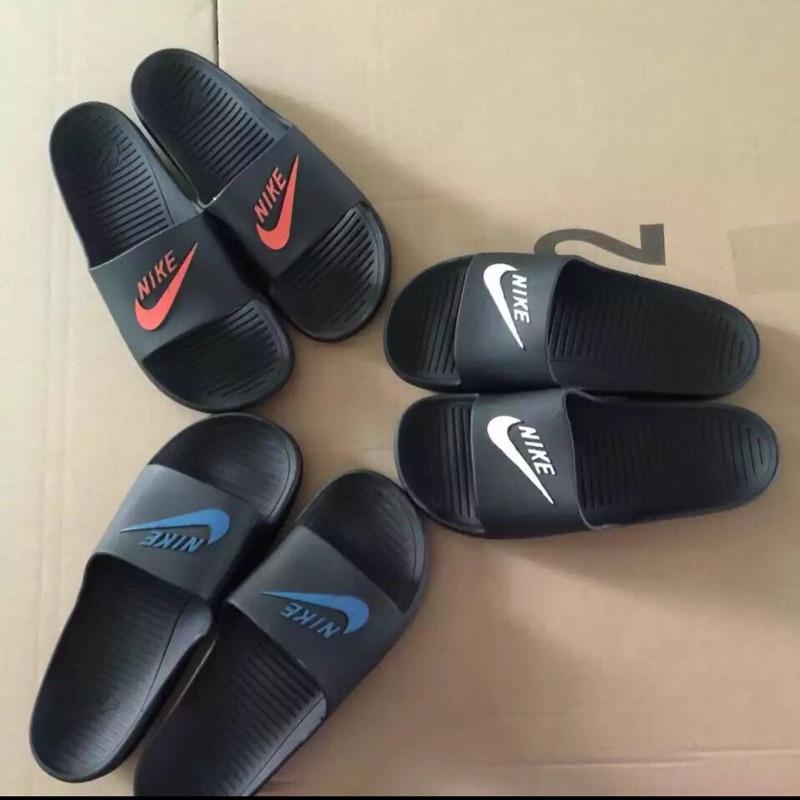 Nike Benassi Swoosh GD 單件兩件再 權誌龍黑白八色nike 拖鞋大勾