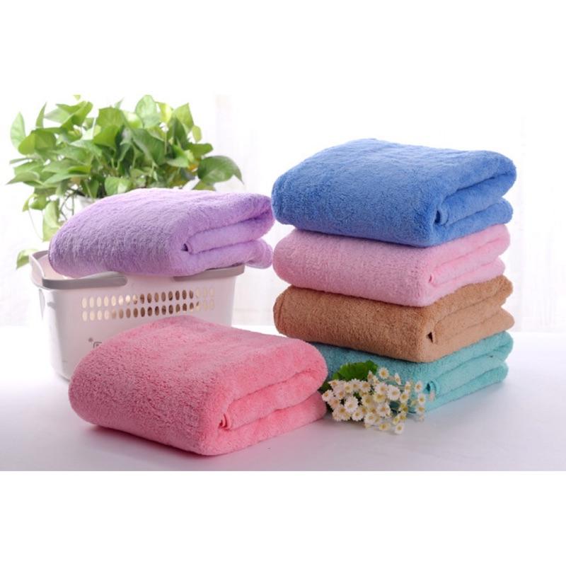 韓國長絨毛浴巾大浴巾薄毯嬰兒包巾寶寶浴巾寵物 巾