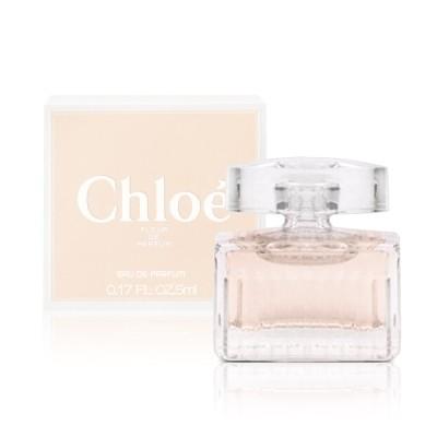 Chloe 克羅埃玫瑰之心女性淡香精5ml 小香