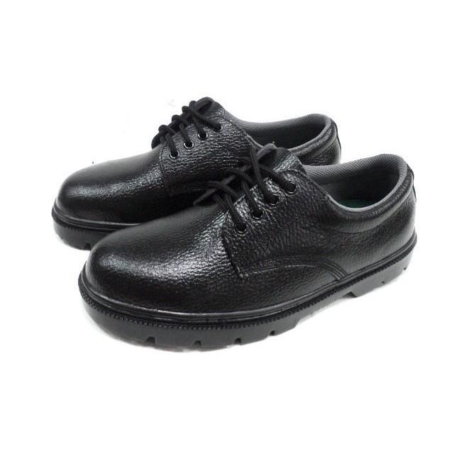 小兔商店百得319短筒鞋帶式工作安全鞋男女共用款餐飲檢定指定款
