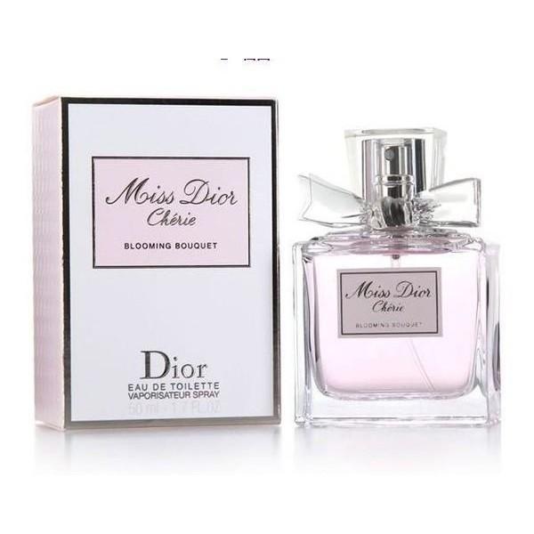 Christian Dior 迪奧Miss Dior Cherie 粉花漾迪奧女性淡香水1