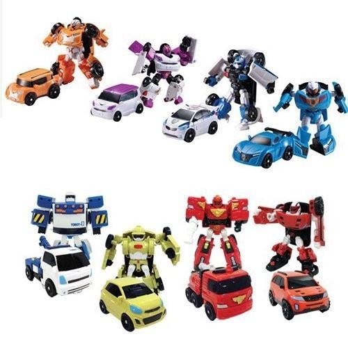 機器戰士 TOBOT 第 X Y C D Z R 機器人可變形車子機器人款