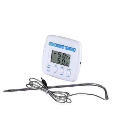 夢饗家探針式溫度計TA238 食品量溫計電子溫度計高溫煮糖烘焙工具˙ktj