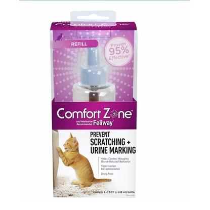 ❤健康貓狗❤貓用Comfort Zone FELIWAY 費洛蒙48ml 補充瓶美國暢銷第