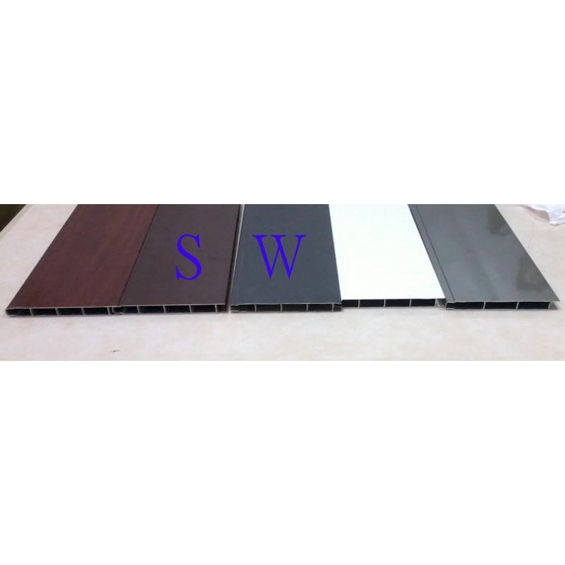 4107A 鋁擠型1cm 雙面鋁板中空鋁板平面雙面板鋁門窗材料鋁材鋁門窗紗門DIY