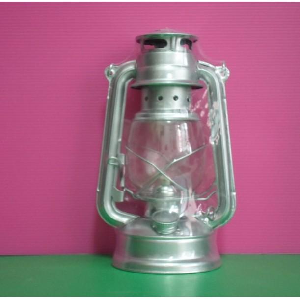 復古式煤油燈亮銀色