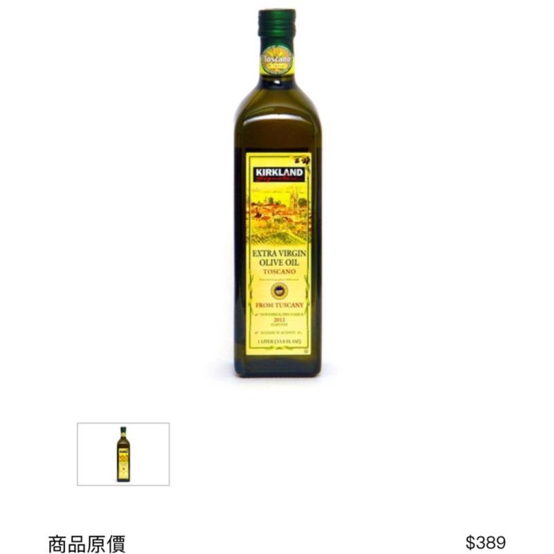 科克蘭托斯卡尼100 特級冷壓初榨橄欖油1 公升Costco 好市多KIRKLAND 22