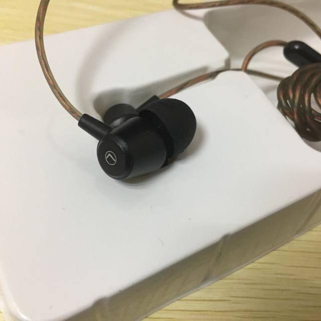 17 年入耳式降噪耳機線控重低音立體聲耳塞手機 商務藍芽耳機防潮防汗可車用耳掛式跑步 無線