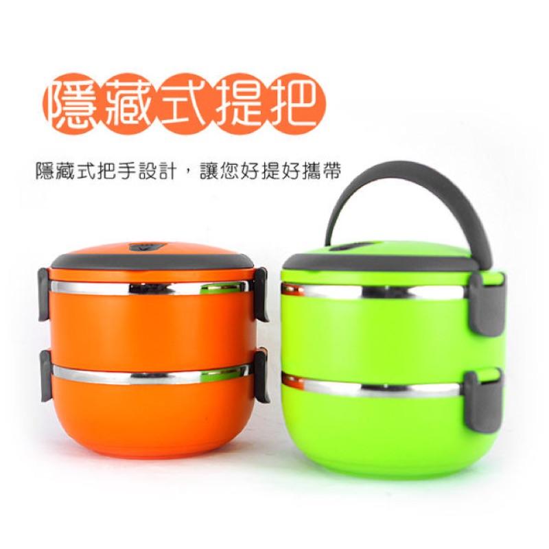 日式多 手提餐盒不鏽鋼保溫餐盒便當盒保鮮盒手提盒兒童餐碗三層餐盒